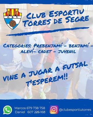 CE Torres de Segre futbol sala 2021-2022.jpg