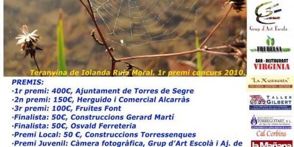 8è CONCURS DE FOTOGRAFIA DE NATURA DE TORRES DE SEGRE