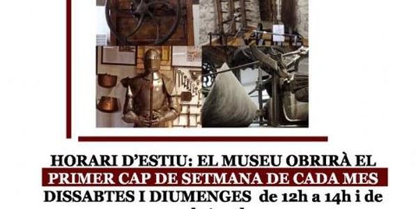 MUSEU DE L'EVOLUCIÓ: HORARIS I PREUS