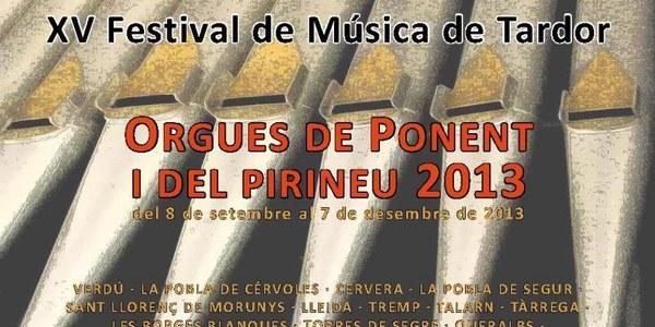 2013-ORGUES DE PONENT I DEL PIRINEU