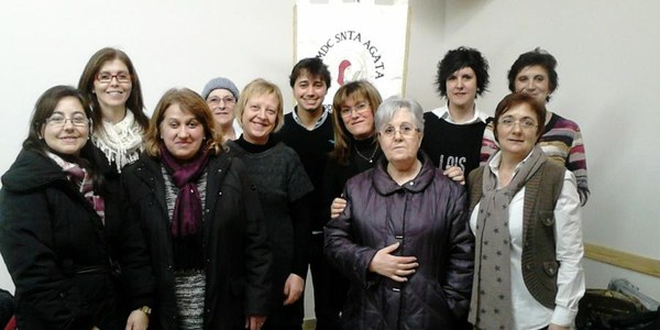 2014 - RESUM ACTES SANTA AGATA