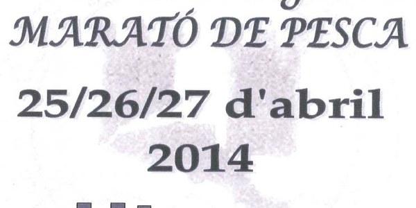 2014 - MARATÓ DE PESCA A UTXESA