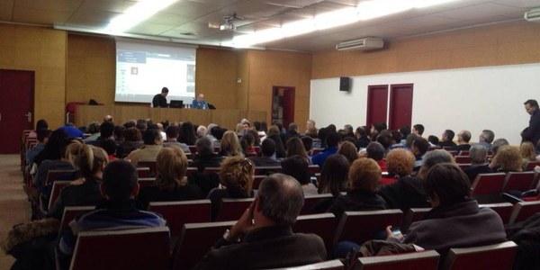 2015 - JORNADES CULTURALS 1ra Conferència (Resum)