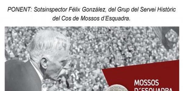 2015 - MOSSOS D'ESQUADRA SEGONA REPÚBLICA I GUERRA CIVIL (1931 - 1939)