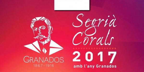 SEGRIÀ CORALS 2017 AMB L'ANY GRANADOS