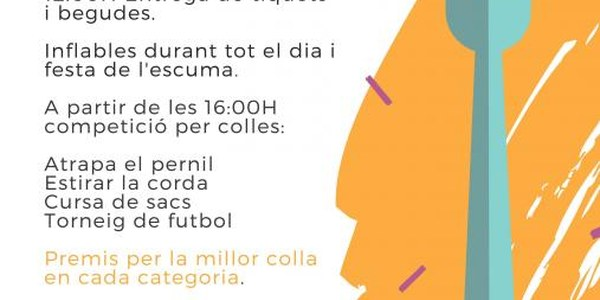 2018 - FESTA DE LES CASSOLES