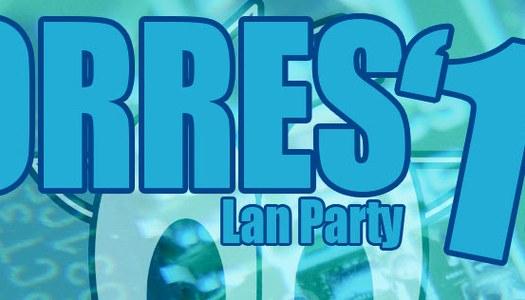 2018 - TORRES LAN PARTY