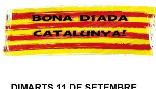 2018 - DIADA NACIONAL DE CATALUNYA