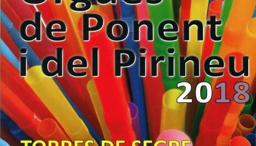 2018 - ORGUES DE PONENT I DEL PIRINEU