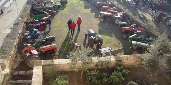 2018 - VIII TROBADA DE MOTOCULTORS i TRACTORS ANTICS