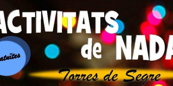 2018 - ACTIVITATS DE NADAL