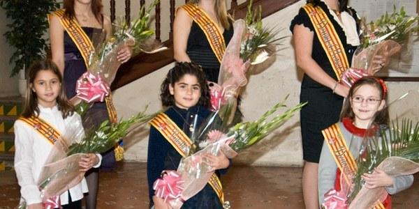 FESTA DE L'ELECCIÓ DE LES PUBILLES 2009-2010 AQUEST DIUMENGE 15 DE NOVEMBRE