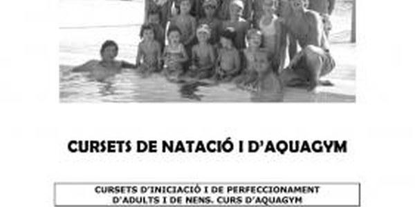 CURSETS NATACIÓ ESTIU 2010