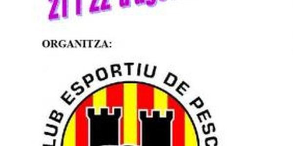 AQUEST CAP DE SETMANA 21 I 22 D'AGOST, TINDRÀ LLOC EL 2on CONCURS NOCTURN DE PESCA A UTXESA
