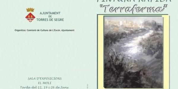 """19è CONCURS DE PINTURA RÀPIDA """"Terraferma"""""""