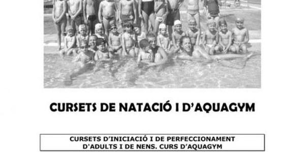 CURSETS NATACIÓ I AQUAGYM