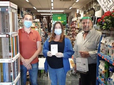 L'Ajuntament de Torres de Segre incorpora termòmetres infrarojos en equipaments municipals.jpg
