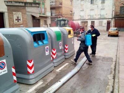 2020.03.21 Torres de Segre neteja i desinfecta la via pública i equipaments municipals 2.jpeg
