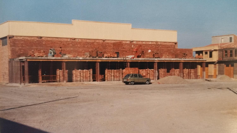 1986 construccio pavello poliesportiu Torres de Segre 1.jpg